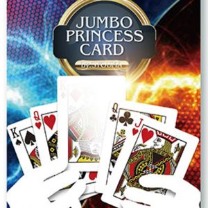 JUMBO PRINCESS CARD - SYOUMA