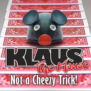 tour de magie débutants Klaus the Mouse