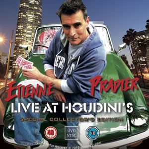 DVD LIVE AT HOUDINI'S