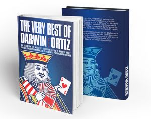 livre de magie the very best of DARWIN ORTIZ