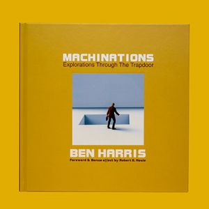 LIVRE : MACHINATIONS - BEN HARRIS