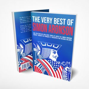 livre the very best of simon aronson magic dream français richard Vollmer