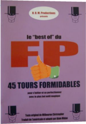 Livre : Le Best of du F.P.