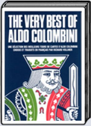 Livre : the Very Best Aldo Colombini - Magix ed.