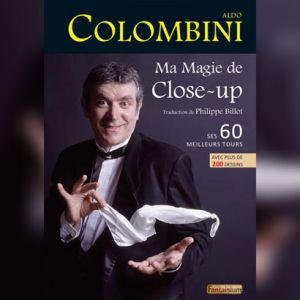 ma magie de close up aldo colombini livre