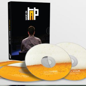 MAGIC ON TAP - COFFRET DVD de Denis BEHR