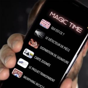 MAGIC TIME - HERVE TROCCAZ