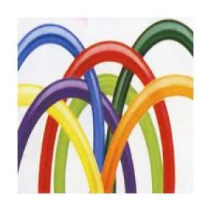 Ballon à sculpter 260Q Assortiment - Qualatex