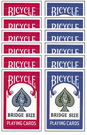 Cartouche du jeu Bicycle Bridge