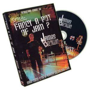 DVD Still Fancy a Pot of Jam ? du magicien James Brown