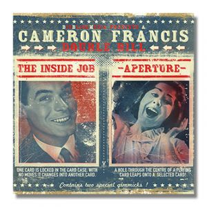 The inside Job vs Aperture du magicien Francis Cameron