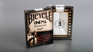 magie, le jeu de cartes Bicycle CINEMA