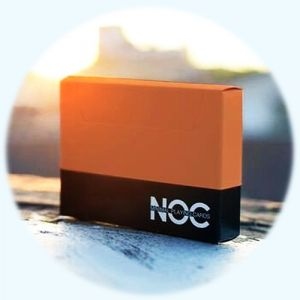 magie jeu de cartes NOC ORANGE