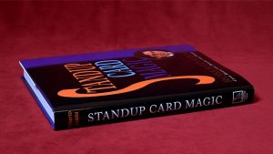 Livre de magie stand-up magic du magicien roberto giobbi