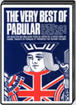 Livre : the Very Best of Pabular