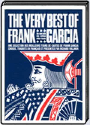 Livre : The Very Best of Frank Garcia