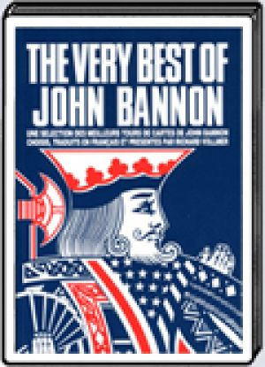 Livre : the Very Best John Bannon - Magix ed.