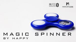 toue de magie magic spinner message