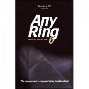 Any Ring du magicien Richard Sanders