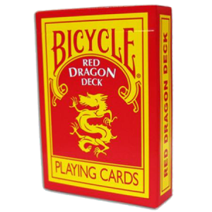 Magie, Jeu de cartes RED DRAGON