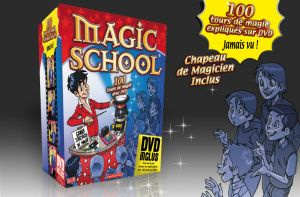magie coffret magic school