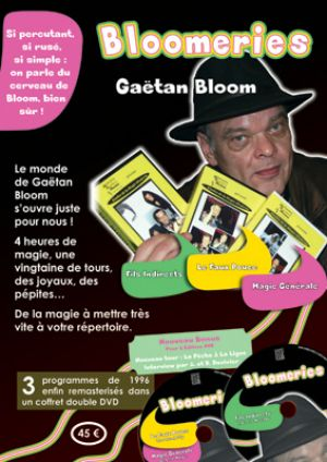 DVD Bloomeries - Gaetan Bloom
