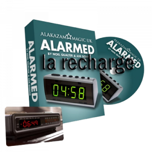 Alarmed - la recharge