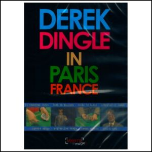 agie dvd derek dingle live in paris