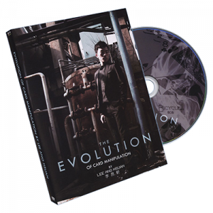 DVD The Evolution of Card Manipulation