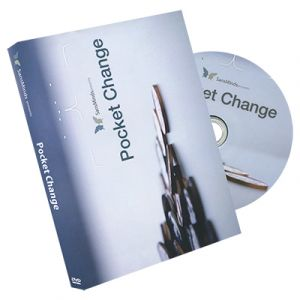 dvd de magie POCKET CHANGE