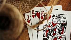 magie, jeu de carte Madison Rounders Brown par Ellusionist