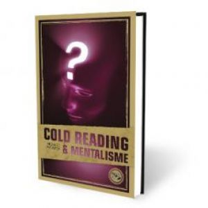 Livre : Cold Reading & Mentalisme du magicien Richard Webster