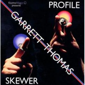 Profile Skewer du magicien Garett Thomas