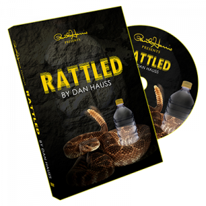 Paul Harris present Rattled - DVD + Gimmick
