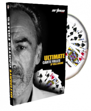 Ultimate Cartes Folles + DVD - J.P. Vallarino
