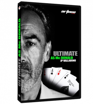 DVD Ultimate As Mc Donald - J.P. Vallarino
