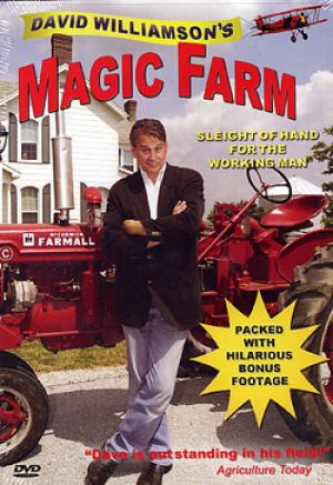 DVD Magic Farm - David Williamson