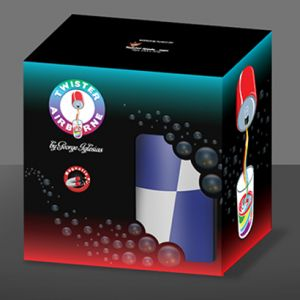 MAGNETIC AIRBORNE (RED BULL VERSION)