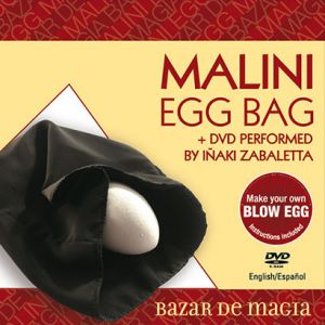 MALINI EGG BAG - NOIR