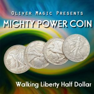 MIGHTY POWER COIN - WALKING LIBERTY