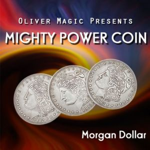 MIGHTY POWER COIN - MORGAN DOLLAR
