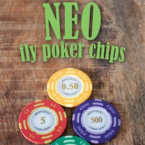 NEO FLY POKER CHIPS