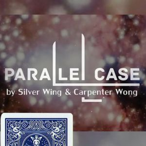 PARALLEL CASE - BLEU