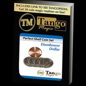 PERFECT SHELL COIN SET - DOLLAR - TANGO