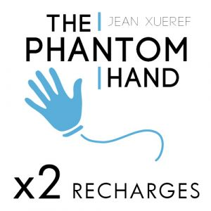 recharge the phantom hand fil invisible