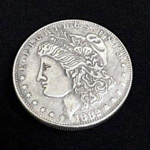 MORGAN DOLLAR MAGNETIQUE SUPER STRONG