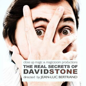 DVD the real secrets of David Stone