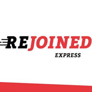 REJOINED EXPRESS