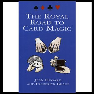 LIVRE : ROYAL ROAD TO CARD MAGIC