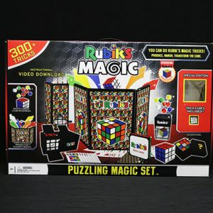 RUBIK PUZZLING MAGIC SET